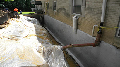 Waterproofing Contractor Philadelphia